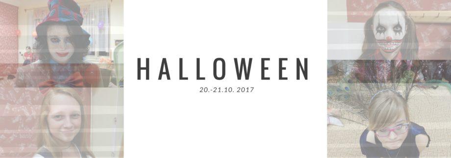 Přespání v klubovně – Halloween 2017